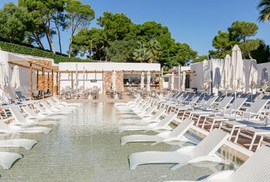 Kentia Beach Club Отель AluaSoul Mallorca Resort (Только для взрослых) Cala d'Or, Mallorca