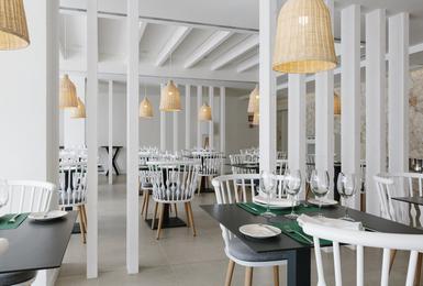 Ресторан Mare Nubium Отель AluaSoul Mallorca Resort (Только для взрослых) Cala d'Or, Mallorca