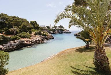 пляж Отель AluaSoul Mallorca Resort (Только для взрослых) Cala d'Or, Mallorca