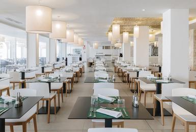 Рестора́н Отель AluaSoul Mallorca Resort (Только для взрослых) Cala d'Or, Mallorca