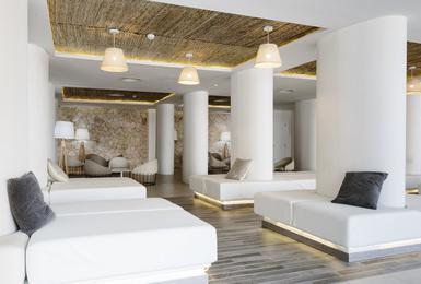 Холл Отель AluaSoul Mallorca Resort (Только для взрослых) Cala d'Or, Mallorca